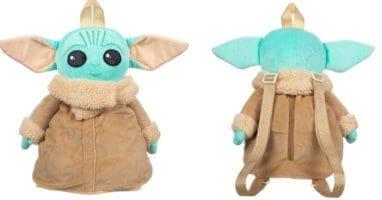 Baby Yoda Backpack