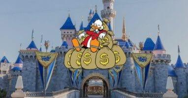 Disneyland Prices