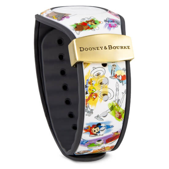 ink and paint magicband