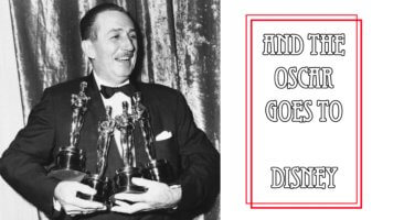 Disney Oscars