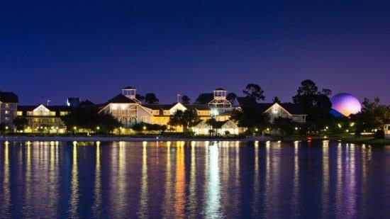 Disney's Beach & Yacht Club