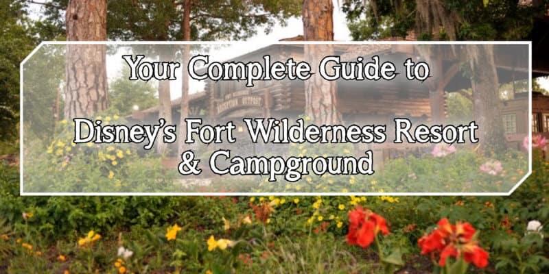 Disney's Fort Wilderness Guide