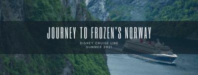 Frozen Cruise header