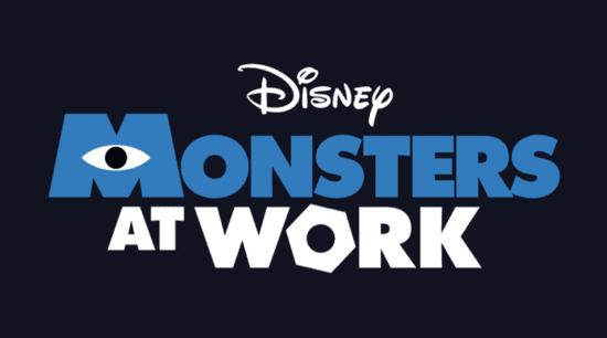 monsters at work disney plus