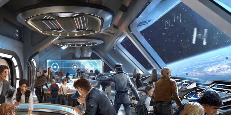 Defend the bridge! Star Wars: Starcruiser