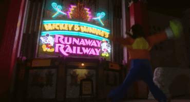 Mickey Minnie Railway