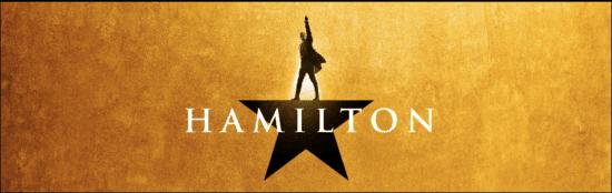 Hamilton Disney+ Banner