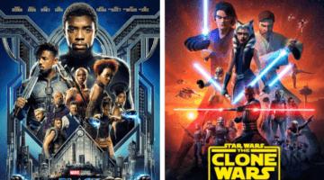 New Disney Plus Content March