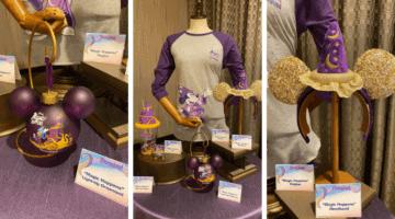 Magic Happens Merchandise Disneyland