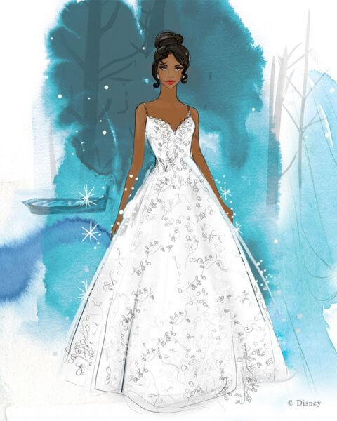 Tiana Wedding Gown
