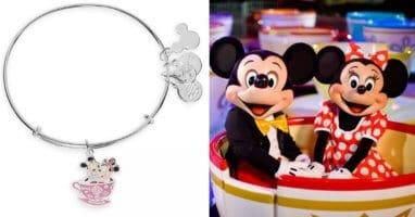 Mickey Minnie Alex and Ani