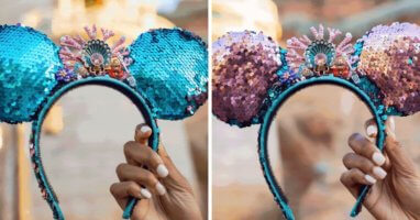 The Little Mermaid Ears