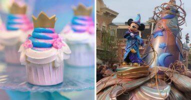 Magic Happens Cupcake