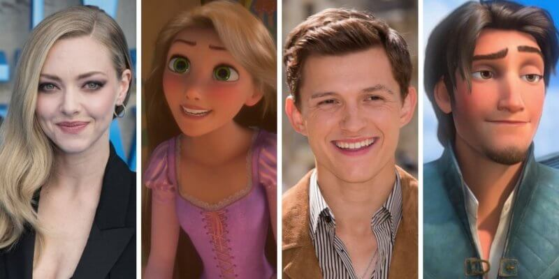 Rapunzel Flynn Rider