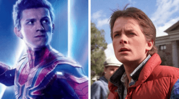 Tom Holland Back to the Future