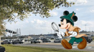 Manhunt near Disney World