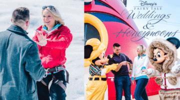 disney cruise alaska engagement