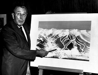 Walt Disney planning a ski resort in Mineral King, California