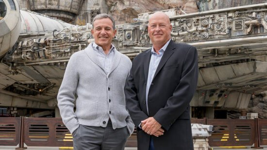 Iger and Chapek