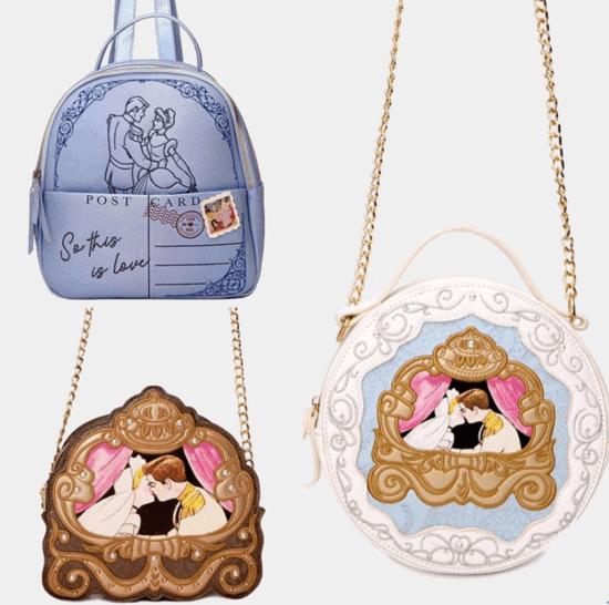 disney princess cinderella handbag