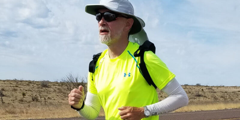 Ultramarathoner Disney World