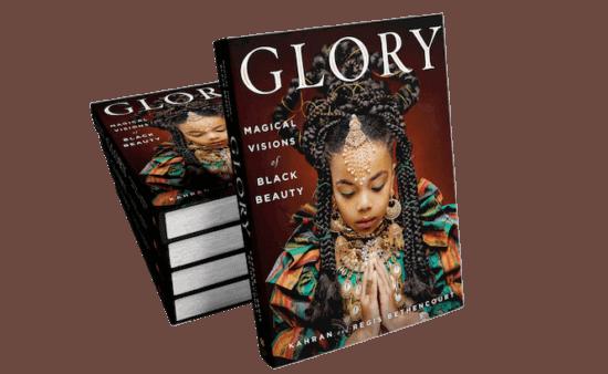 glory book stack of black princesses