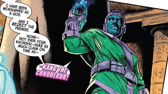 Kang the Conqueror loki disney+ villain