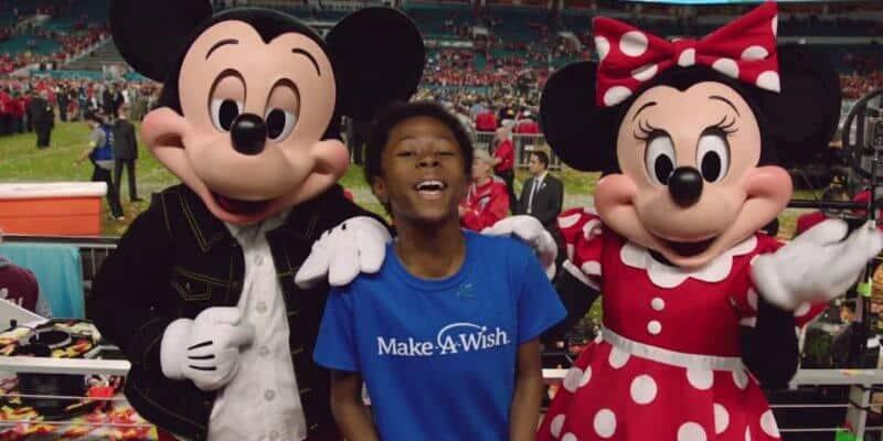 mahomes parade make a wish