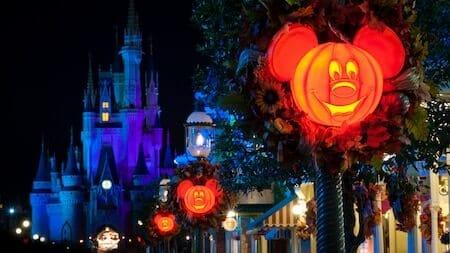 Disney World Fall 2020
