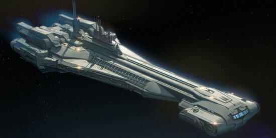 star wars galactic starcruiser halcyon full view