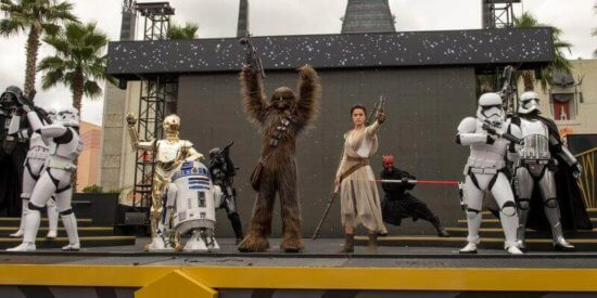 Star Wars Stage Show