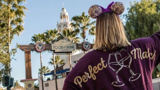 dca food and wine