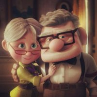 Carl and Ellie Up
