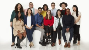 The Chosen Writers for the Disney Writers Program
