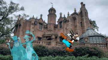 Haunted Mansion Magic Kingdom Ride Closure