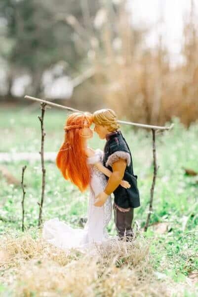 Anna Kristoff Wedding