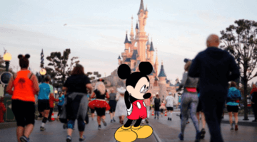 Disneyland Paris Princess Run Cancellation