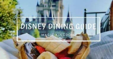 Disney Dining Guide
