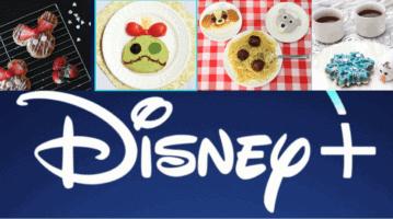Day Full of Disney Recipes