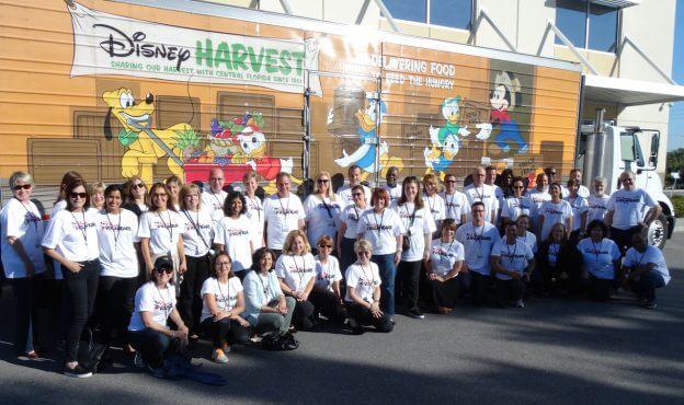 Disney Harvest Program