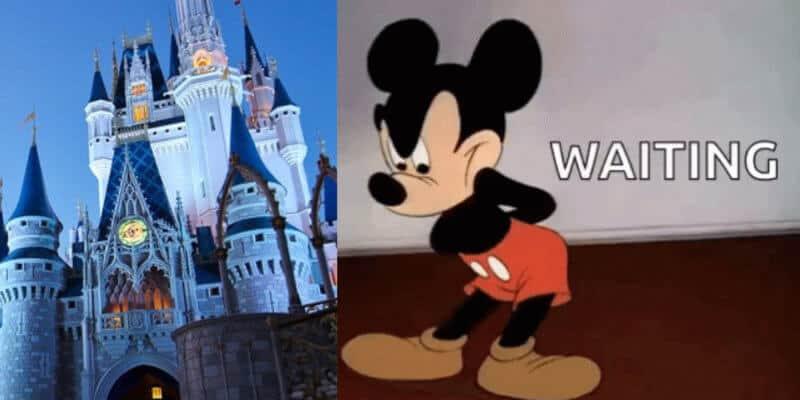 Waiting Mickey Header