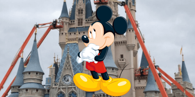 Disney World Construction