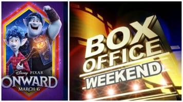 Onward Box Office