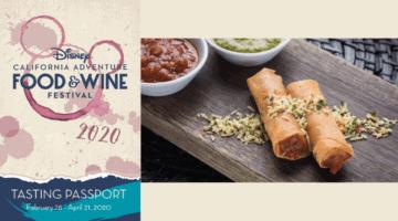 Disney Food & Wine Festival-Inspired Pepperoni Pizza Egg Rolls Recipe