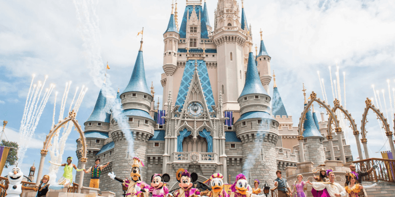 Mickey Friendship Faire