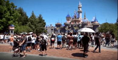 Virtual Walk Through Disneyland