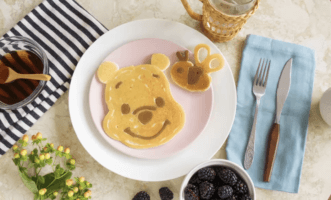 pooh pancakes 4