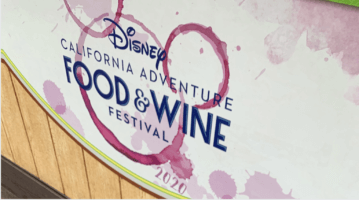 Food and Wine header