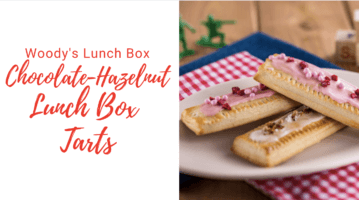 woody's lunch box tarts recipe
