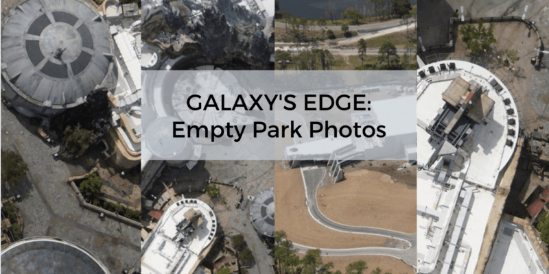 galaxy's edge empty header